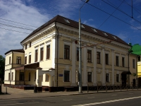 neighbour house: st. Moskovskaya, house 28. vacant building