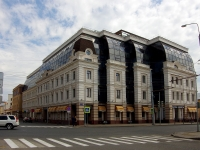 neighbour house: st. Moskovskaya, house 35. office building