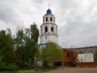 соседний дом: ул. Московская, дом 39 к.1. колокольня Церковь Московских Чудотворцев