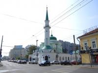 """Казань, мечеть сенного базара-""""Нурулла"""", улица Московская, дом 74"""