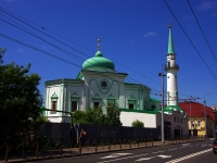 "neighbour house: st. Moskovskaya, house 74. mosque сенного базара-""Нурулла"""