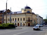 Kazan, Moskovskaya st, house 58. office building