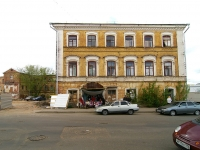 Kazan, Rustem Yakhin st, house 6. Apartment house