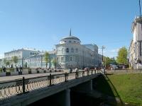 Kazan, university Татарский государственный гуманитарно-педагогический университет ТГГПУ, Martyn Mezhlauk st, house 1
