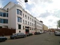 Kazan, university КАЗАНСКИЙ ФЕДЕРАЛЬНЫЙ УНИВЕРСИТЕТ (КФУ), Martyn Mezhlauk st, house 3