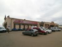 Kazan, market ЦЕНТРАЛЬНЫЙ, Martyn Mezhlauk st, house 13
