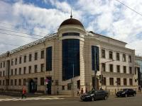 Kazan, st Martyn Mezhlauk, house 3. university