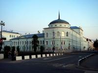 Kazan, st Martyn Mezhlauk, house 1. university