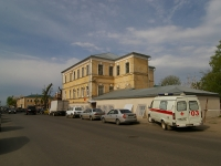 Kazan, Tazi Gizzat st, house 10 к.1. office building
