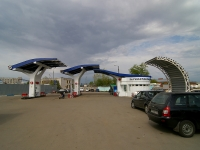 Kazan, Tazi Gizzat st, house 29А. fuel filling station