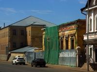 Казань, улица Тази Гиззата. аварийное здание
