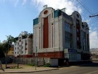 Казань, улица Тази Гиззата, дом 15. многоквартирный дом