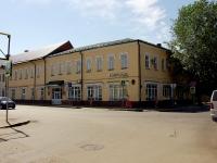 Казань, улица Тази Гиззата, дом 16. учебный центр