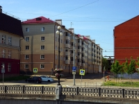 neighbour house: alley. Kirov, house 3. Apartment house