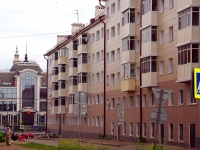 Казань, Кирова переулок, дом 3. многоквартирный дом