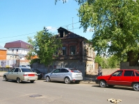 neighbour house: st. Narimanov, house 59. vacant building