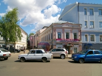 Kazan, Narimanov st, house 63. multi-purpose building