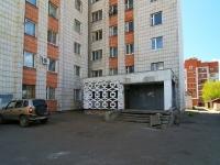 Казань, улица Нариманова, дом 66А. общежитие