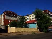 neighbour house: st. Narimanov, house 50. Apartment house