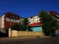 Казань, улица Нариманова, дом 50. многоквартирный дом