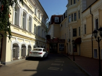 neighbour house: st. Narimanov, house 49. restaurant Аль фахир