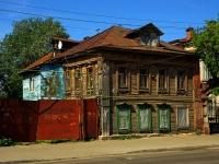 Казань, улица Нариманова, дом 58. многоквартирный дом