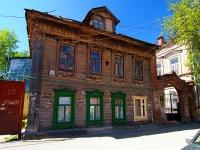 Kazan, Narimanov st, house 58. Apartment house