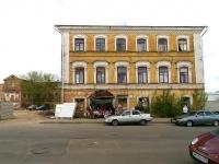 Казань, улица Коротченко, дом 26. многоквартирный дом