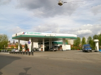Kazan, Nikolay Stolbov st, house 1. fuel filling station