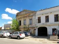neighbour house: st. Nikolay Stolbov, house 11. vacant building
