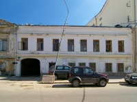 Kazan, Nikolay Stolbov st, house 11. vacant building