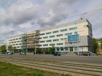 """Казань, улица Саид-Галеева, дом 1. гостиница (отель) """"Волга"""""""