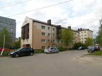 neighbour house: st. Said-Galeev, house 3. Apartment house