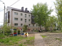 Kazan, Said-Galeev st, house 3. Apartment house