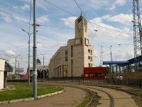 Казань, улица Саид-Галеева, дом 5. вокзал
