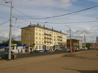 Kazan, hotel ДИС, Said-Galeev st, house 25