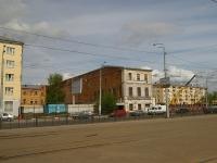 Казань, улица Саид-Галеева, дом 27. офисное здание