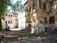 喀山市, 紧急状态建筑 Здание гостиницы Дворянского собрания, Kavi Nadzhmi st, 房屋 9