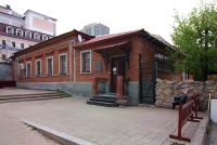 隔壁房屋: st. Kavi Nadzhmi, 房屋 14. 咖啡馆/酒吧 Первое питейное заведение