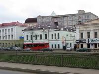 Казань, улица Право-Булачная, дом 27. офисное здание