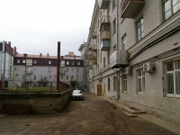 Kazan, Pravo-Bulachnaya st, house 37. Apartment house