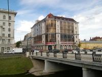 Казань, улица Право-Булачная, дом 39. офисное здание