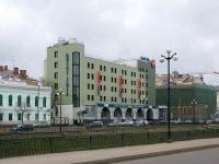 喀山市, 旅馆 Ибис, Pravo-Bulachnaya st, 房屋 43