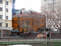 neighbour house: st. Pravo-Bulachnaya, house 47А. night club Sahara