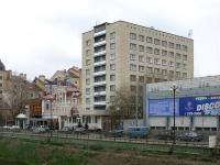 Kazan, hotel Дуслык, Pravo-Bulachnaya st, house 49