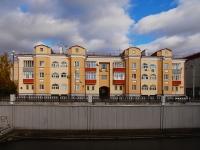 Казань, улица Право-Булачная, дом 9. многоквартирный дом