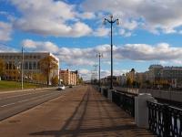 Казань, улица Право-Булачная. улица Право-Булачная