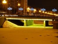 Казань, улица Право-Булачная. река Булак