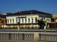 Казань, улица Право-Булачная, дом 19. гостиница (отель)