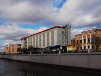 Kazan, office building АЛЬТОН, бизнес-центр, Pravo-Bulachnaya st, house 13